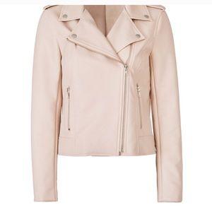 NWOT - BB Dakota Amelie Faux Leather Moro Jacket